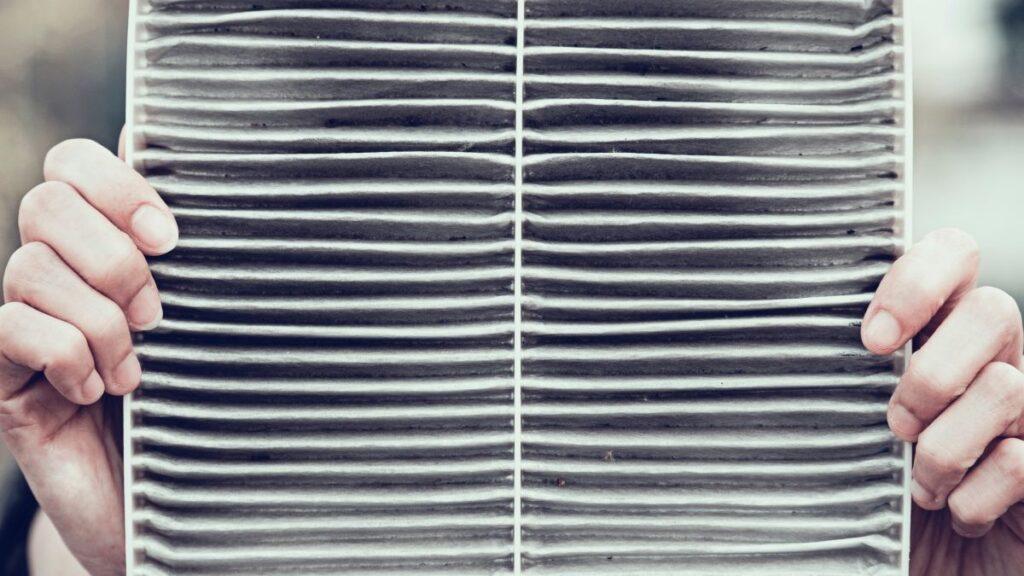 Profesjonalny filtr powietrza Sharp do oczyszczaczy
