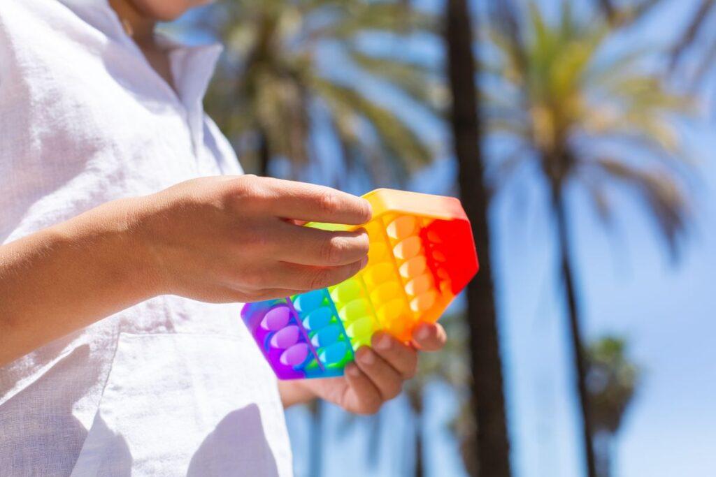 Zabawki antystresowe — najlepsze zabawki antystresowe dla dorosłych i dzieci